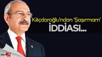 Kılıçdaroğlu, Bahçeli sorusuna 'şaşırmam' dedi
