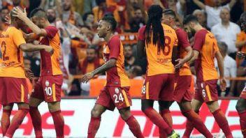 Galatasaray'a ilk darbe Antalya'dan