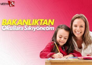 Özel okullara kapatma cezası