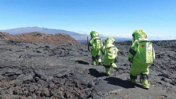 Mars'ta yaşam deneyi 8 ay sürdü