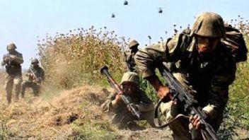 Hakkari'de hain pusu 1 asker şehit 5 asker yaralı