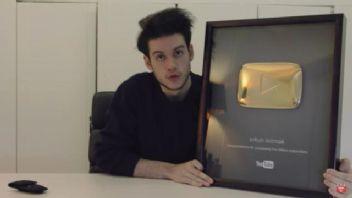Orkun Işıtmak 'YouTube Top Creator'a gidiyor