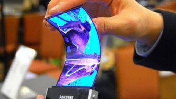 Samsung'dan Katlanabilir Telefon Galaxy X Geliyor