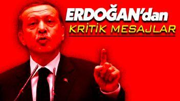 Cumhurbaşkanı Erdoğan: Yanlıştan dönerlerse Türkiye yanlarında olur