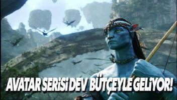 Yeni Avatar serisi tüm zamanların en pahalı filmleri olacak!