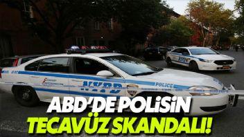 ABD'de iki polis kelepçeli genç kıza tecavüz etti