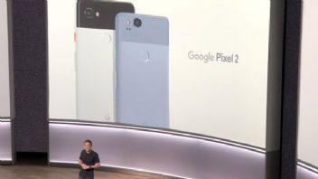 Google, Pixel 2 ve Pixel 2 XL'yi tanıttı