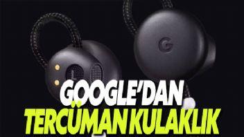 Google'dan tercüman kulaklık