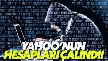 Yahoo'nun  3 milyar kullanıcı hesabı çalındı