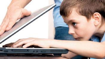 İnternet kullanımı sırasında çocuğunuzu kontrol etmezseniz hastalanır!