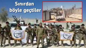 ÖSO İdlib'e girdi, çatışmalar sürüyor, Türk Ordusu Alarmda