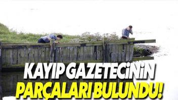 Danimarkalı dalgıçlar öldürülen gazetecinin vücut parçalarını buldu