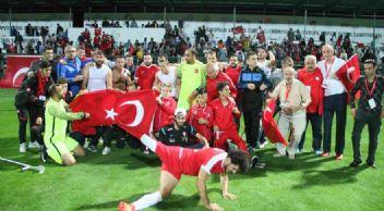 Beşiktaş'tan Ampute Milli Takımı'na büyük jest! Vodafone Park…