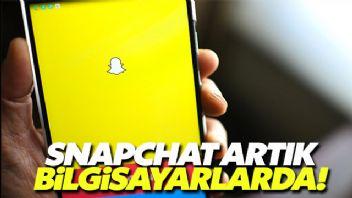 Snapchat artık bilgisayarlarda kullanılabilecek