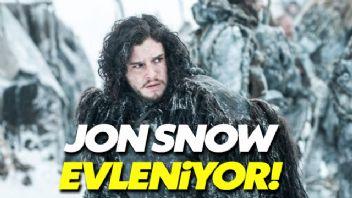 Jon Snow evleniyor