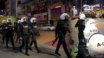 Yıkım kararı Bakırköy'ü savaş alanına dönüştürdü