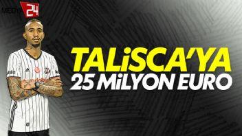 Ahmet Nur Çebi: 'Talisca için 25 milyon Euro imkansız'