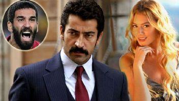 İmirzalıoğlu, Sinem Kobal'la Arda Turan'ın geçmişini sildiriyor