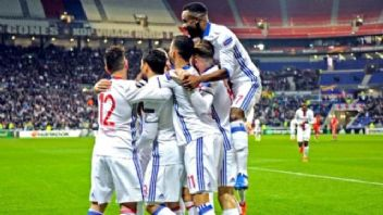 Beşiktaş'ın rakibi Lyon'da kavga