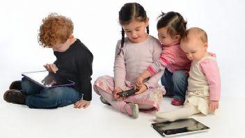 Teknoloji çocukların hayatı öğrenmesini kısıtlıyor