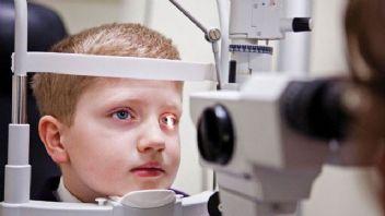 Çocuklarda okul öncesi göz sorunlarının tespiti çok önemli