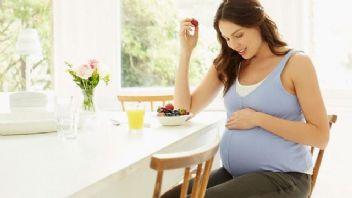 Bebeğin zekası hamilelikteki beslenmeye bağlı