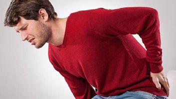 Kuyruk sokumu ağrıları neden ortaya çıkıyor?