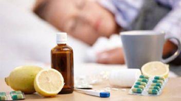 Grip ve nezleyle mücadelede antibiyotik kullanmaktan vazgeçmek şart