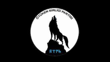 Türkçü 'ÖTÜKEN BİRLİĞİ PARTİS'İ kuruldu