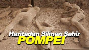 Taşa Dönen İnsanların Şehri; Pompei