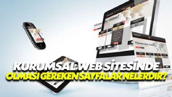 Kurumsal Web Sitesinde Olması Gereken Sayfalar Nelerdir?