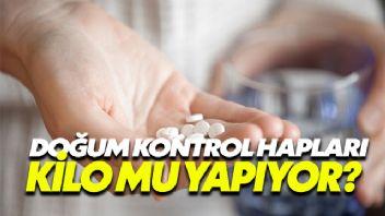 Doğum Kontrol Hapları Kilo Mu Yapıyor?