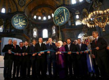 Erdoğan: Dünya'nın bir numaralı opera binasını yapıyoruz