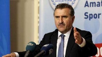 Spor Bakanı'ndan Beşiktaş'a çağrı: Maça çıkın