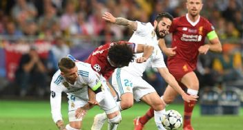 Sergio Ramos faul hareketiyle futbolseverlerin tepkisini çekti