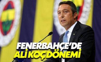 Ali Koç sandıkta fark atarak Fenerbahçe Başkanı seçildi