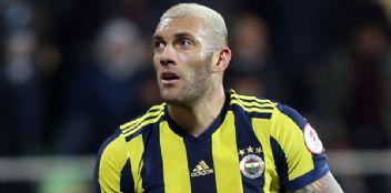 Fenerbahçe Fernandao'yu Suudi Arabistan'a gönderdi