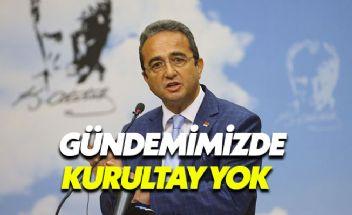CHP'de Merkez Yönetim Kurulu kurultay çağrılarını reddetti