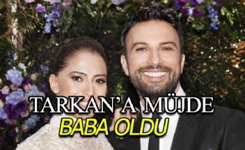 Tarkan ve eşi Pınar Tevetoğlu'nun kızları dünyaya geldi