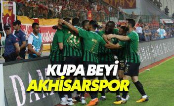 Akhisarspor penaltı atışları sonunda Süper Kupa'ya uzandı