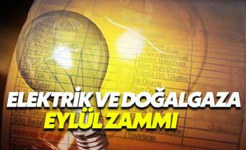 Elektrik ve doğalgaz faturalarına sonbahar ayarı