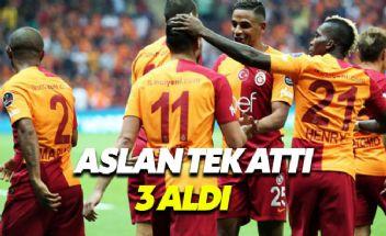 Galatasaray 1-0 BB Erzurumspor maçın geniş özet izle