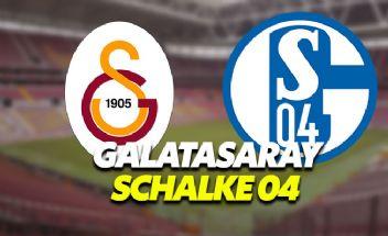Galatasaray-Schalke 04 Şampiyonlar Ligi maçı hangi kanalda saat kaçta?