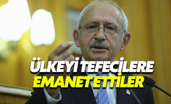 Kılıçdaroğlu: AKP iktidarı yoksulluk iktidarıdır