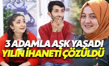 Esra Erol'daki ihanet skandalı çözüldü - 3 adamla aşk yaşayan Gülcan Gürleyik olayı