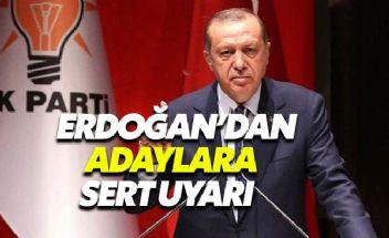 Erdoğan: Partimizin adını lekelemeye kimsenin hakkı yok
