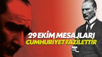 Atatürk ve Cumhuriyet Atatürk'ün Cumhuriyet'le ilgili sözleri