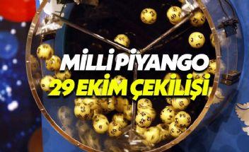 29 Ekim Milli Piyango çekiliş sonuçları (MPİ Cumhuriyet Bayramı Özel Çekilişi)