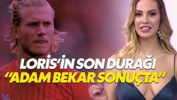 Beşiktaşlı Loris'in son gözdesi Dilay Korkmaz
