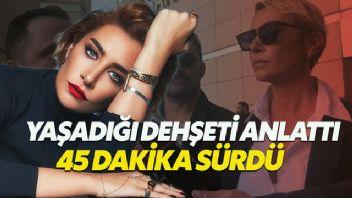 Sıla: Ahmet Kural kafama kül tablasıyla vurdu